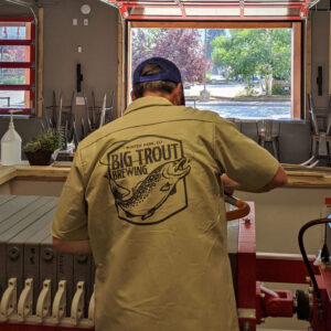 Big Trout work shirt