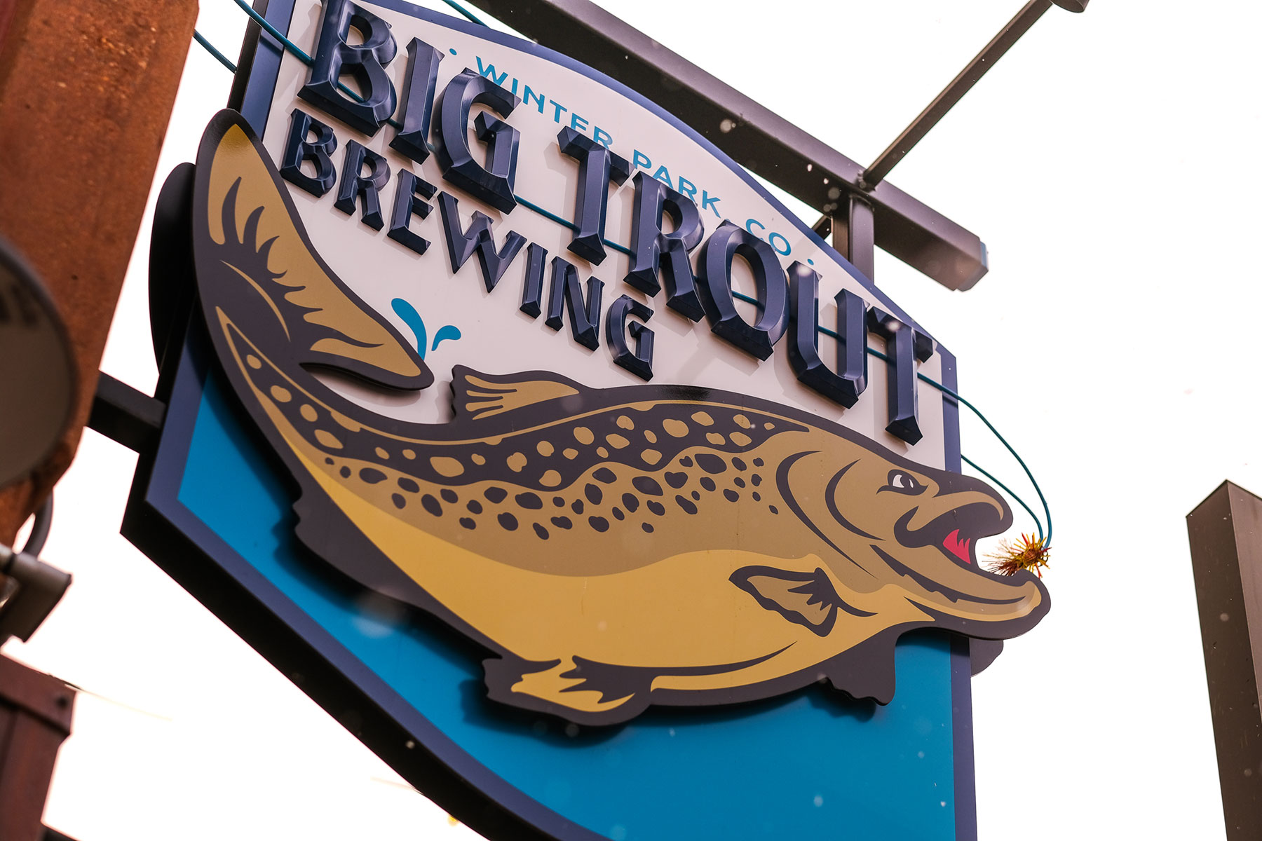 Big Trout Brewery - Winter Park, CO