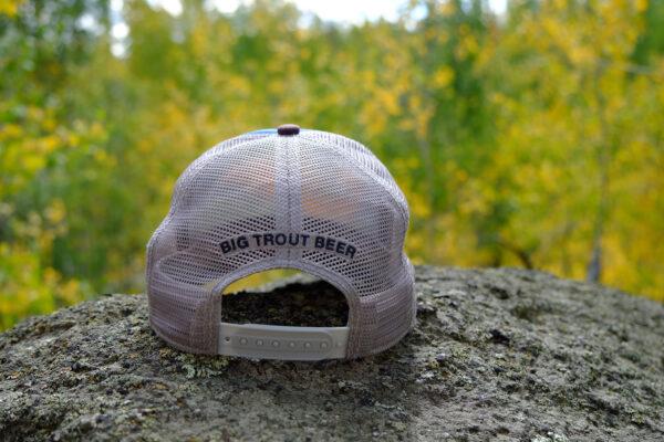custom Big Trout Hat by Art4All
