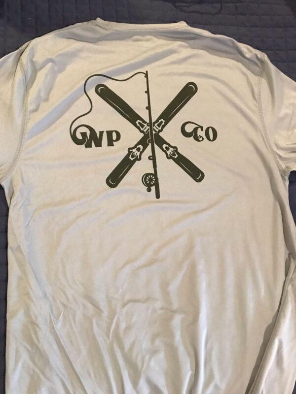 Big Trout Winter Park CO dry fit shirt