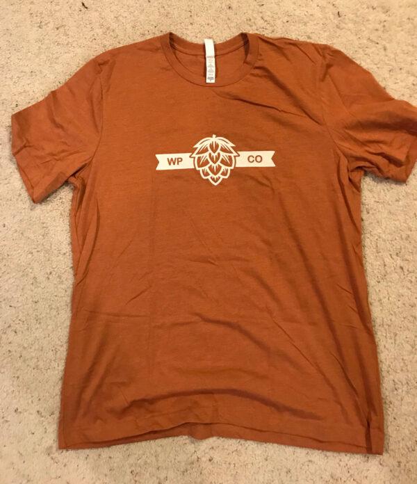 Winter Park CO Brewery Hop T-Shirt front