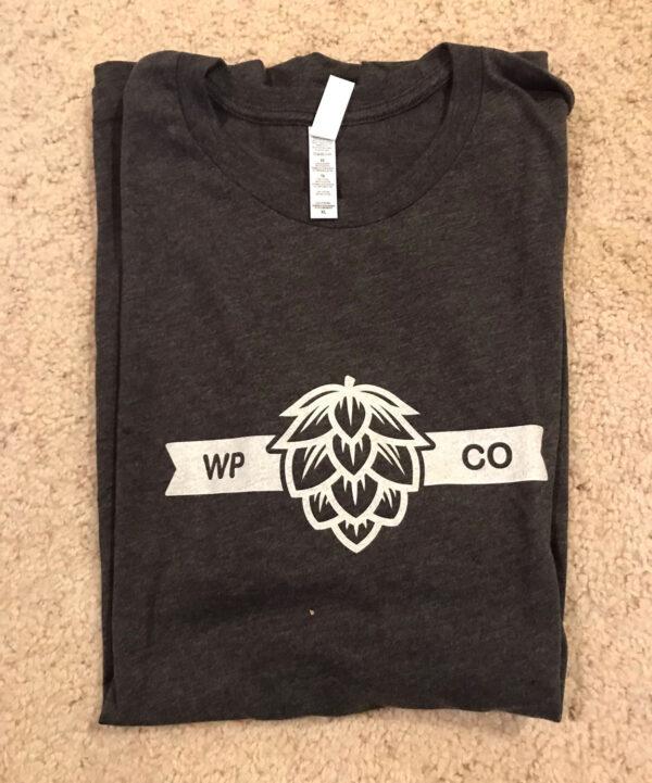 Unisex Hop T-Shirt Winter Park CO